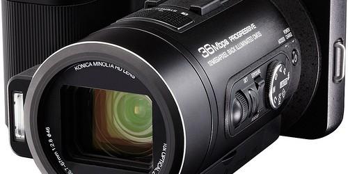 JVC GC-PX10UE, la prima videocamerca all in one