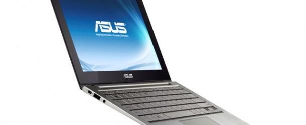 ASUS UX31A Zenbook Prime, da giugno in vendita in Italia