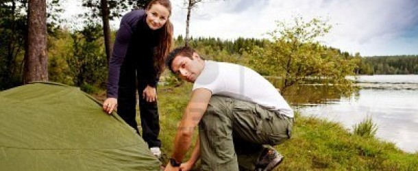Campeggio, hobby o sport?
