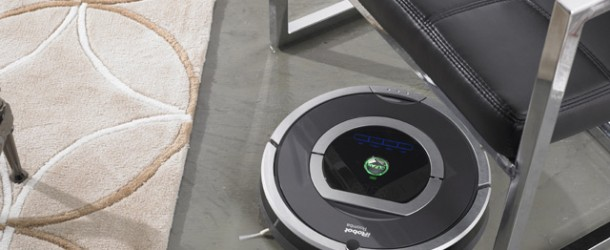 Irobot: un alleato per pulizie di casa