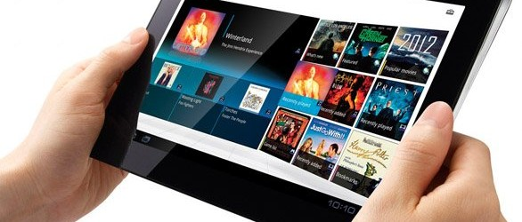 Sony Tablet, l'ultima frontiera con Android 4.0.3