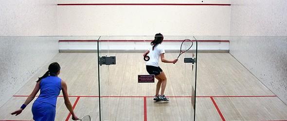 Squash, uno sport sconosciuto a tanti