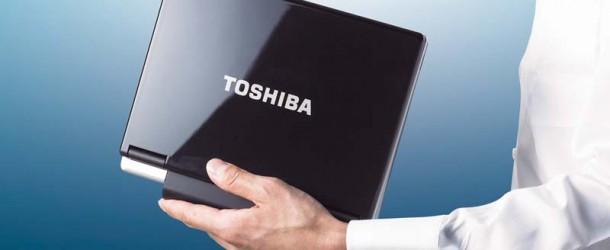 Toshiba, tecnologia al vostro servizio da oltre 100 anni
