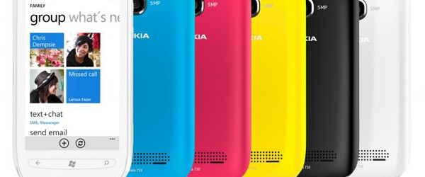 nokia lumia 710, in vendita a 299 euro