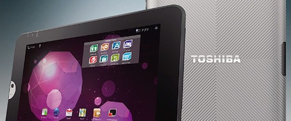 Toshiba AT300, il tablet con tecnologia Android
