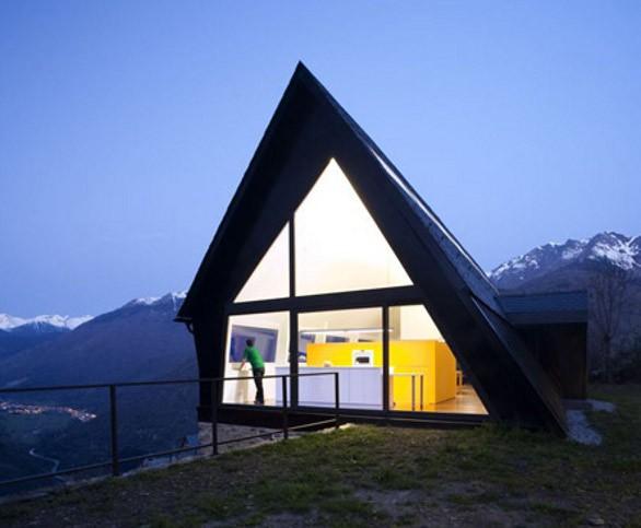Arredamento per la casa in montagna risorseonline for Arredamento per la casa