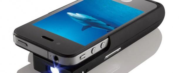 Custodia proiettore per iPhone: un gadget rivoluzionario!