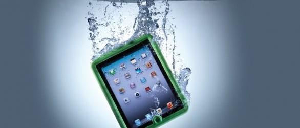 Custodie per tablet a prova d'acqua