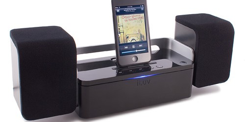 iLuv Stereo Speaker Dock iMM288, la nuova docking station apple
