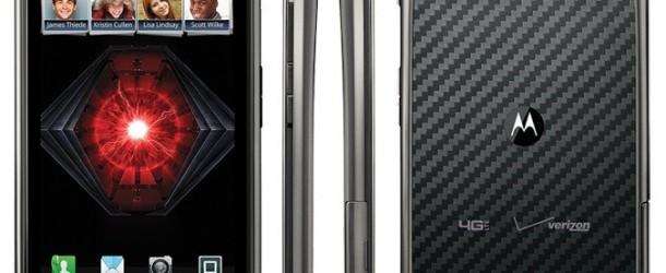 Motorola Razr Maxx, lo smartphone dall'autonomia infinita