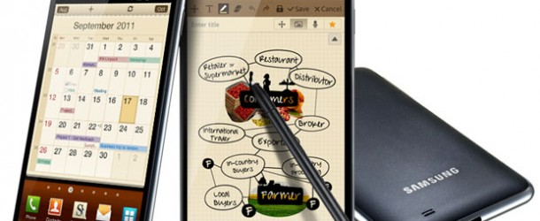 Samsung Galaxy Note 2, in arrivo ad ottobre?