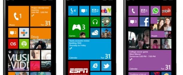 Microsoft prepara 3 nuovi smartphone