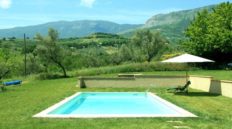 Piscine da giardino proposte per l 39 estate risorseonline for Piscina in giardino