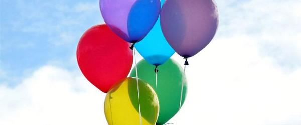 Palloni gonfiabili, modelli e idee per gli addobbi