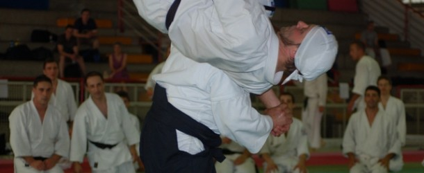 arti marziali: aikido