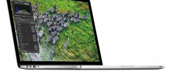 macbook retina pro: l'alta risoluzione vista da apple