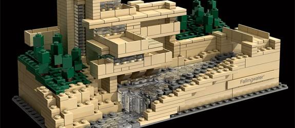 Lego Architecture, mattoncini e non solo!
