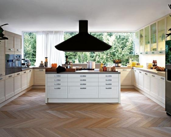 L 39 arredamento delle cucine moderne risorseonline - Arredamento cucine moderne ...