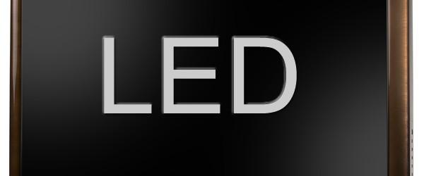 TV: LED Edge, Full LED e Local Dimming
