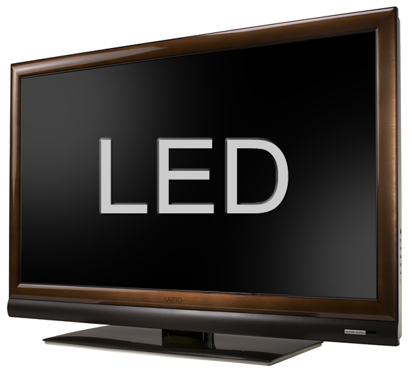 Lcd Vs Led Tv: TV: LED Edge, Full LED E Local Dimming
