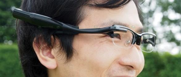 meg 4.0, la risposta di olympus ai google glasses