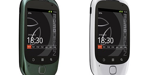 momodesign md smart, lo smartphone Android low cost