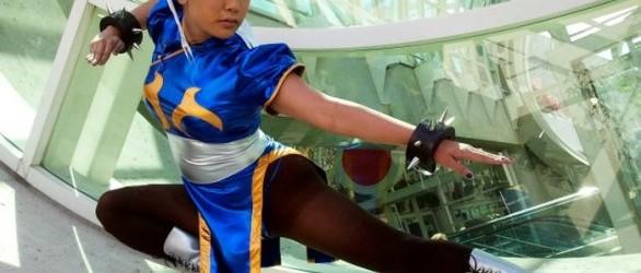 cosplay, un'arte oggi molto di moda