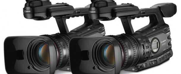 videocamere canon xf, disponibile un nuovo aggiornamento