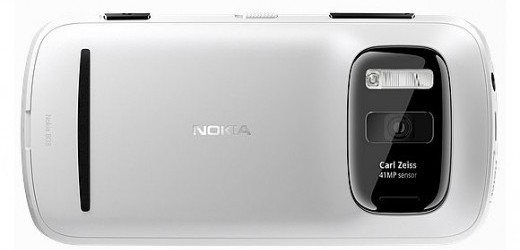nokia 808 pure view: lo smartphone con 41 megapixel a disposizione