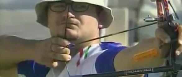 sport olimpici: tiro con l'arco