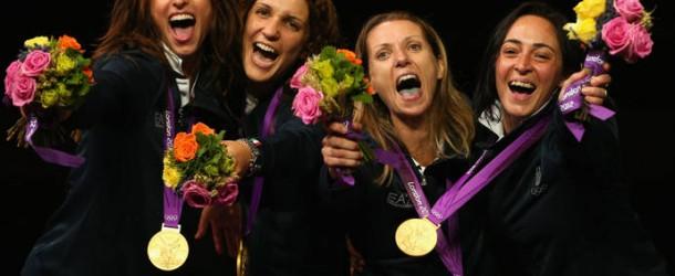 sport olimpici: fioretto