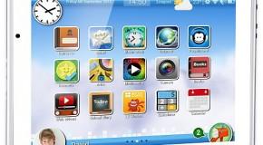 SuperPaquito, il tablet a misura di bambino