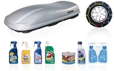 accessori per auto, idee e spunti