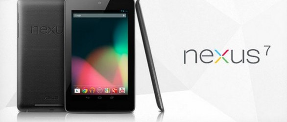 google nexus 7, in vendita a 249 euro