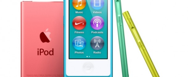 apple lancia i nuovi ipod nano 7 e ipod touch