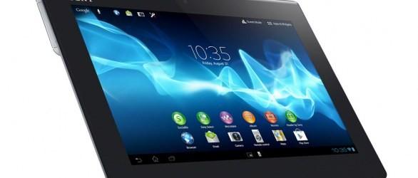 sony xperia tablet s: disponibile in italia a 399 euro