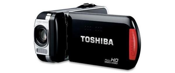 Videocamera Toshiba Camileo