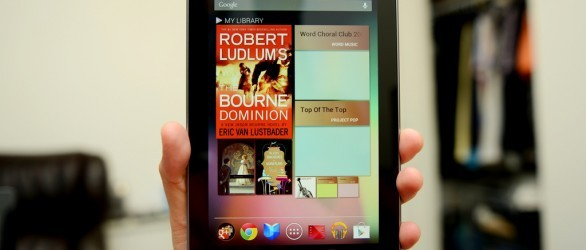 Google progetta un nuovo Nexus tablet da 99 dollari?