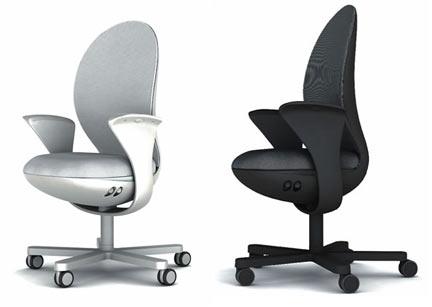 Poltrona Per Ufficio Ergonomica : Poltrone ergonomiche per ufficio risorseonline
