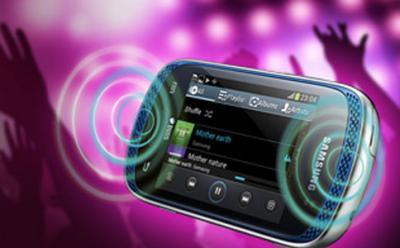 samsung galaxy music: in omaggio acquistando un Galaxy s III