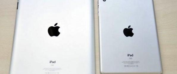 ipad di terza generazione vs ipad mini