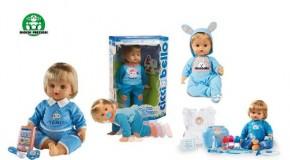 regali di natale: bambolotti intereattivi