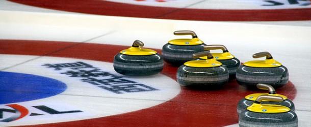 sport invernali: Curling