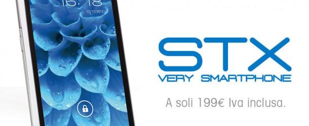 stonex: lo smartphone made in italy