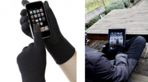 GADGET-MANIA: Guanti Touch Screen