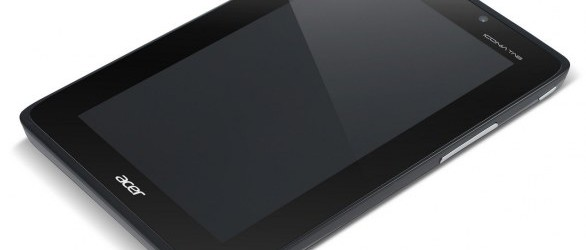 Acer lancia i nuovi tablet low cost