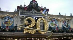 Disneyland Paris compie 20 anni