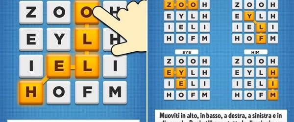 Ruzzle: il gioco del momento