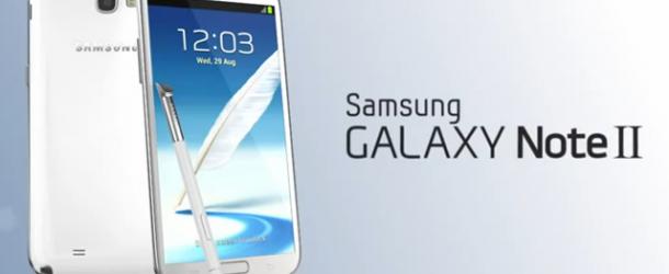 Samsung Galaxy Note II: il re dei tabphone
