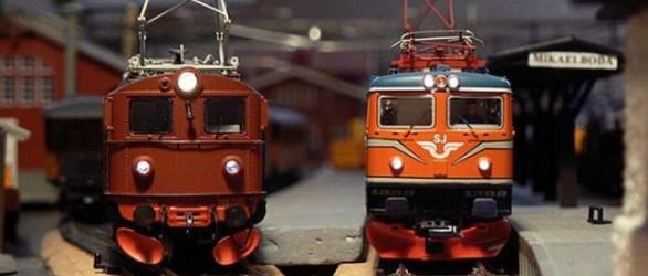Trenini telecomandati